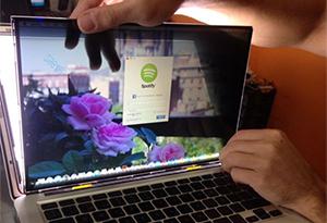 Reparar pantalla portatil Barcelona