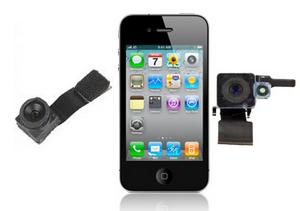 reparar camara iPhone 4