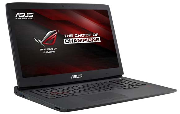 reparar asus republic of gamers