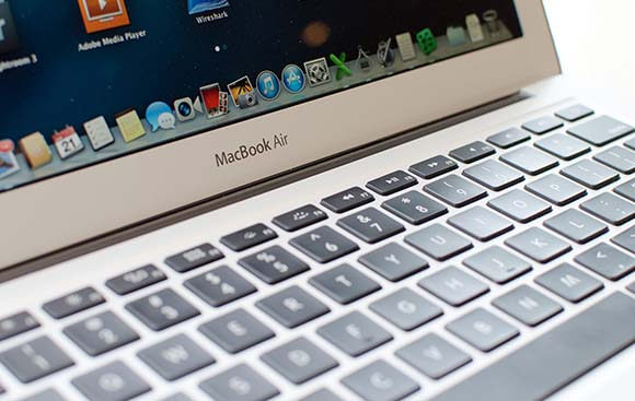 reparar pantalla macbook air