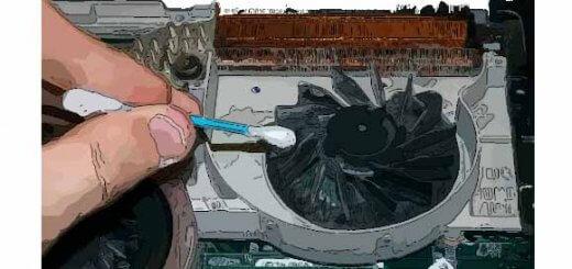 reparar VENTILADOR de portatil barcelona