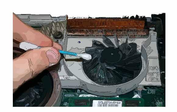 reparar-VENTILADOR--portatil-barcelona