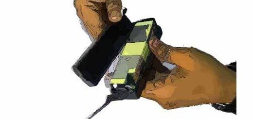 reparar cargador portatil
