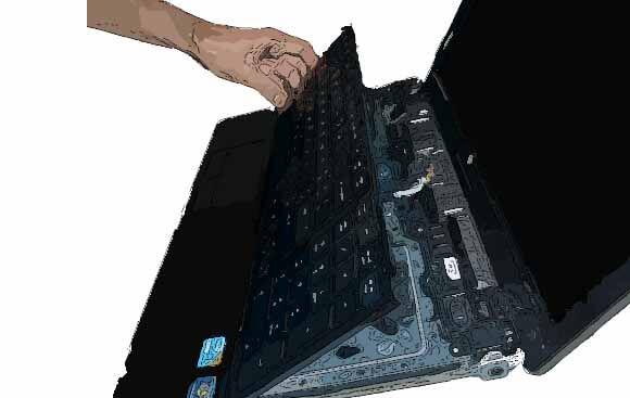 reparar-teclado-portatil-barcelona