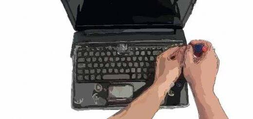 reparar teclado portatil barcelona