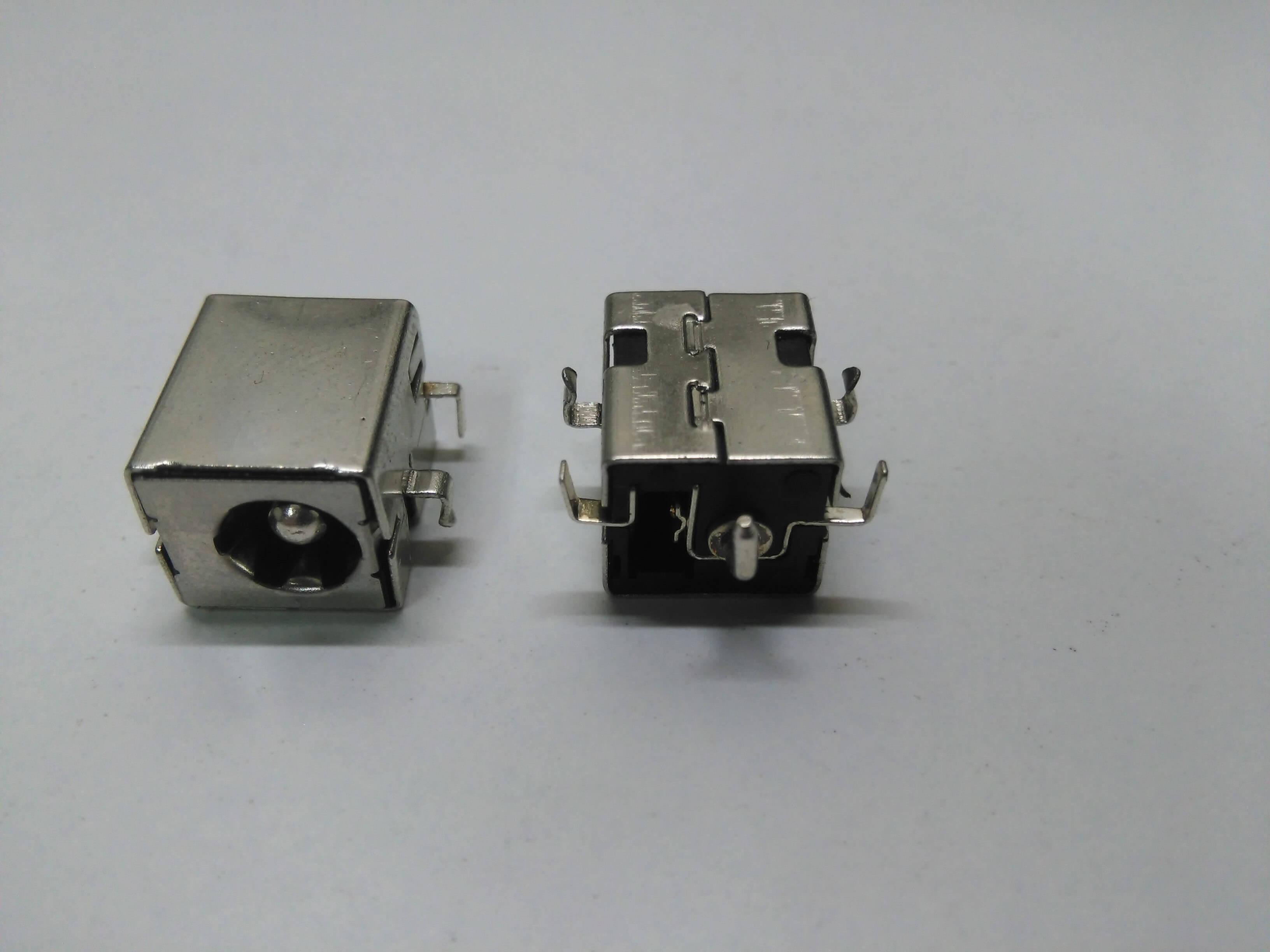 Reparar conector de cargador Dell